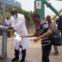 Congo - Coronavirus : une centaine d'étudiants congolais rapatriés de Kinshasa