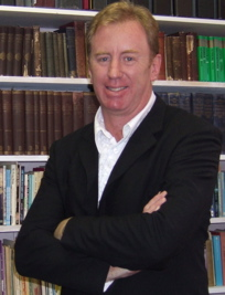 Dr. Andrew Corbett, National President of ICI College Australia
