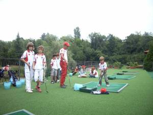 golf bambini