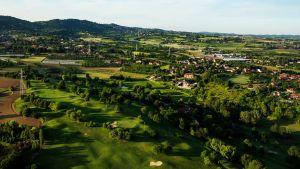 campo golf colline torino