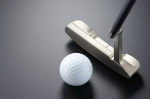 attrezzatura golf putter