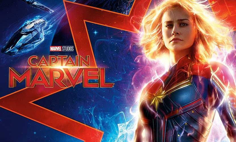 Review Captain Marvel 2019