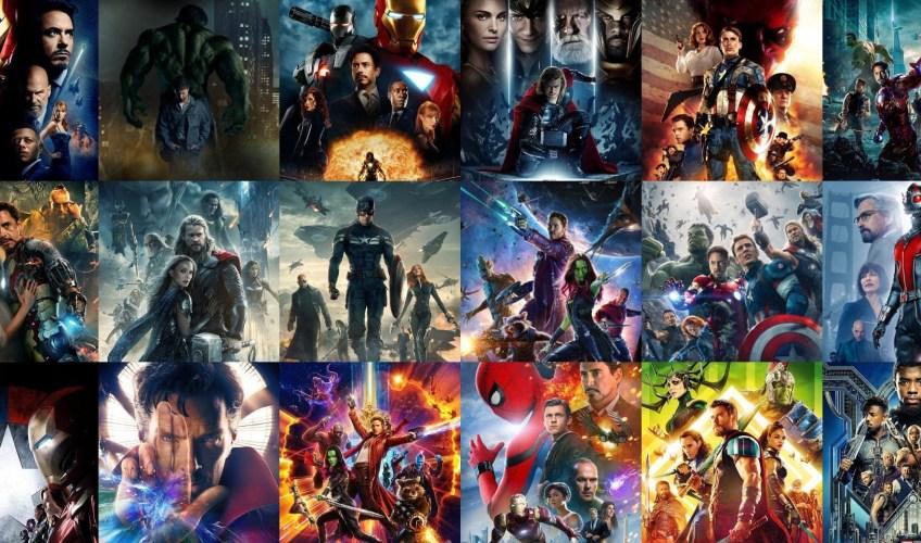 Begini Urutan Film dalam Marvel Cinematic Universe