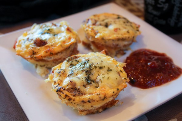 Bacon, Egg & Sausage Breakfast Cups