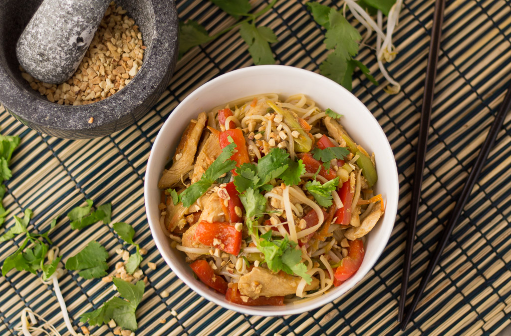 Chicken pad thai icing on the steak chicken pad thai forumfinder Images