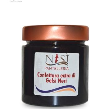 Marmellata di Gelsi Neri I Cinque Sensi