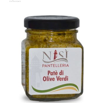 Patè di Olive Verdi I Cinque Sensi