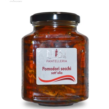 Pomodori Secchi sott'olio I Cinque Sensi