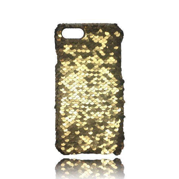 Sequin Flip Case - Gold - iPhone 8 / iPhone 7 / iPhone 6S / iPhone 6 1