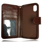 Cases Leather Wallet Flip iPhone 8 Plus