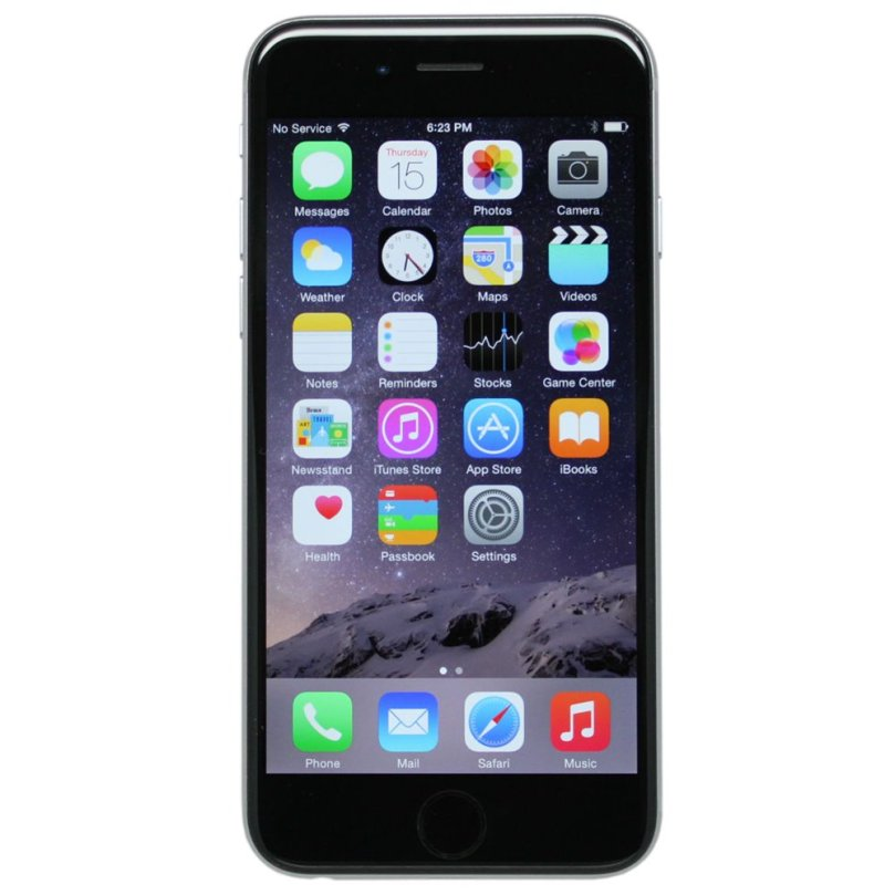 iPhone 6 Plus - 64GB Fully Unlocked - Space Gray (Renewed) 1