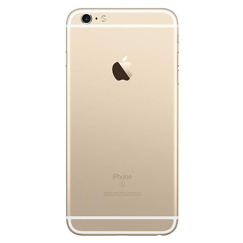 iPhone 6S Plus- 16GB Fully Unlocked - Gold (Renewed) 2