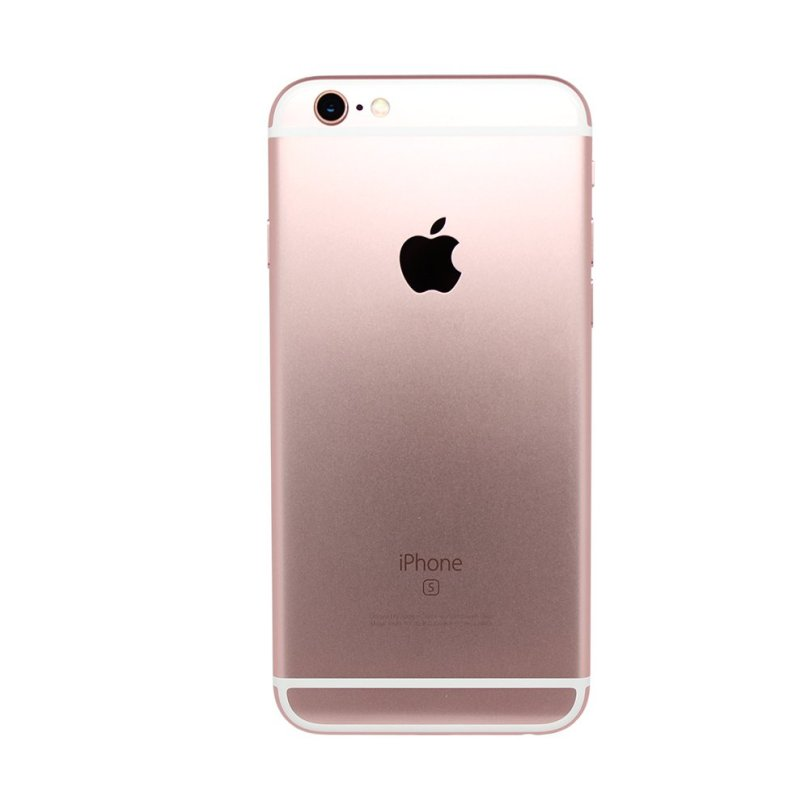 iPhone 6S Plus- 128GB Fully Unlocked - Rose Gold (Renewed) 2