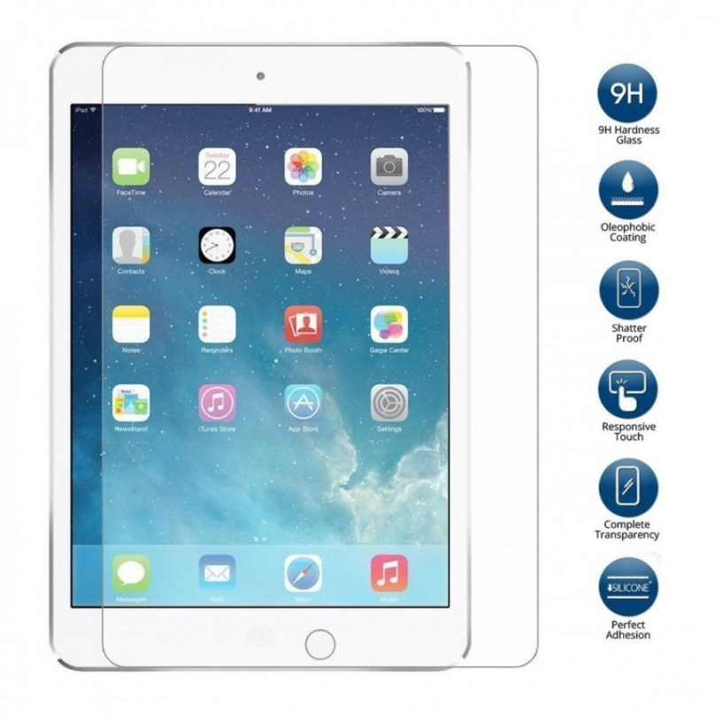 Picture of Tempered Glass Screen Protector - iPad 2 / 3 / 4