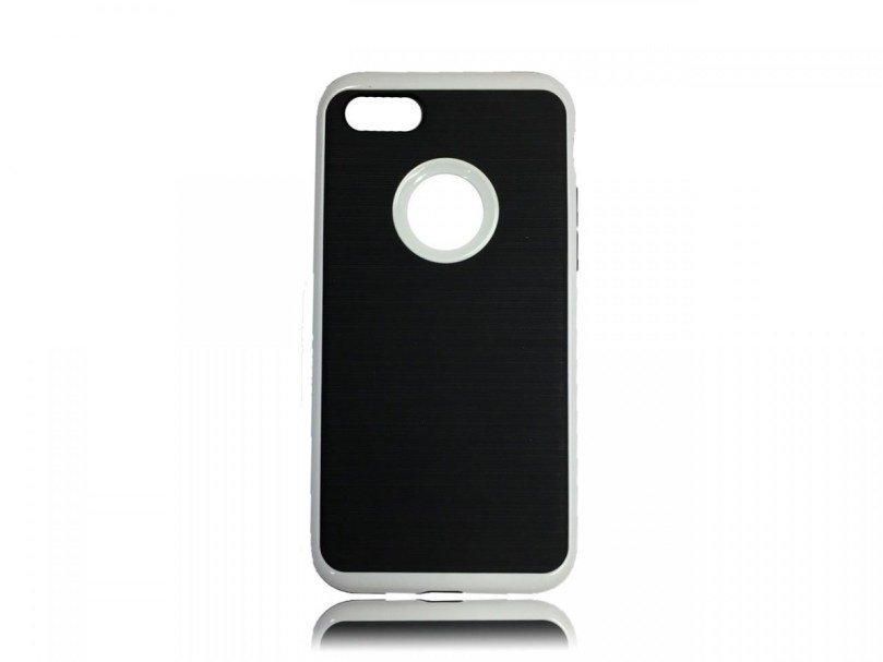 Moto Case - White - iPhone 8 / iPhone 7 1