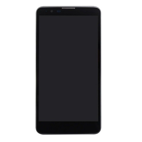 LG Stylo 2 LCD Screen with Frame Black 1