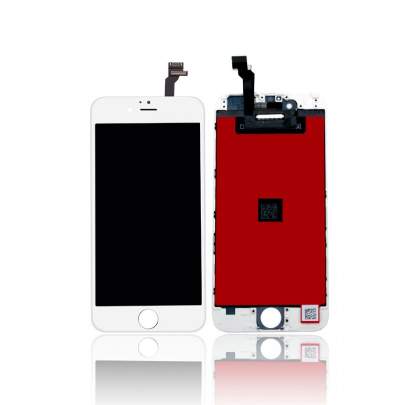 (Premium Quality) LCD Display Touch Screen Digitizer White For iPhone 6 1