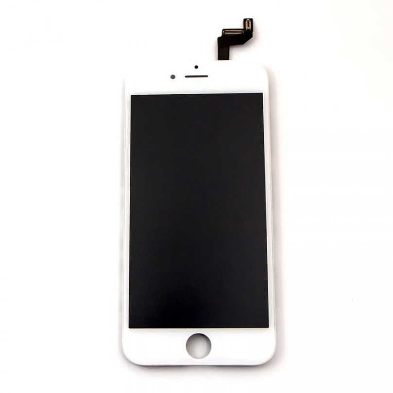 (Premium Quality) LCD Touch Screen Digitizer Part White For iPhone 6S 2