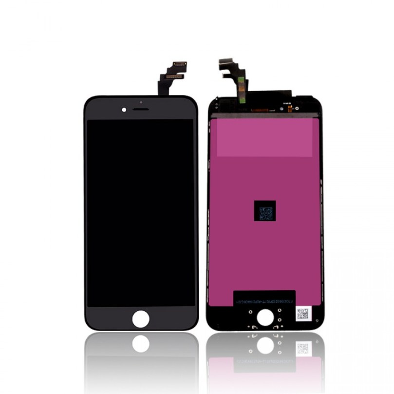 (Premium Quality) Display LCD Touch Screen Digitizer Black For iPhone 6S Plus 1