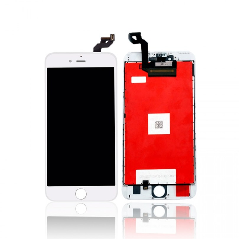 (Premium Quality) Display LCD Touch Screen Digitizer White For iPhone 6S Plus 1