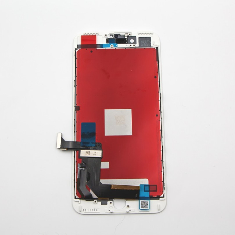 (Premium Plus Quality) LCD Display Touch Digitizer Screen White for iPhone 7 Plus 3