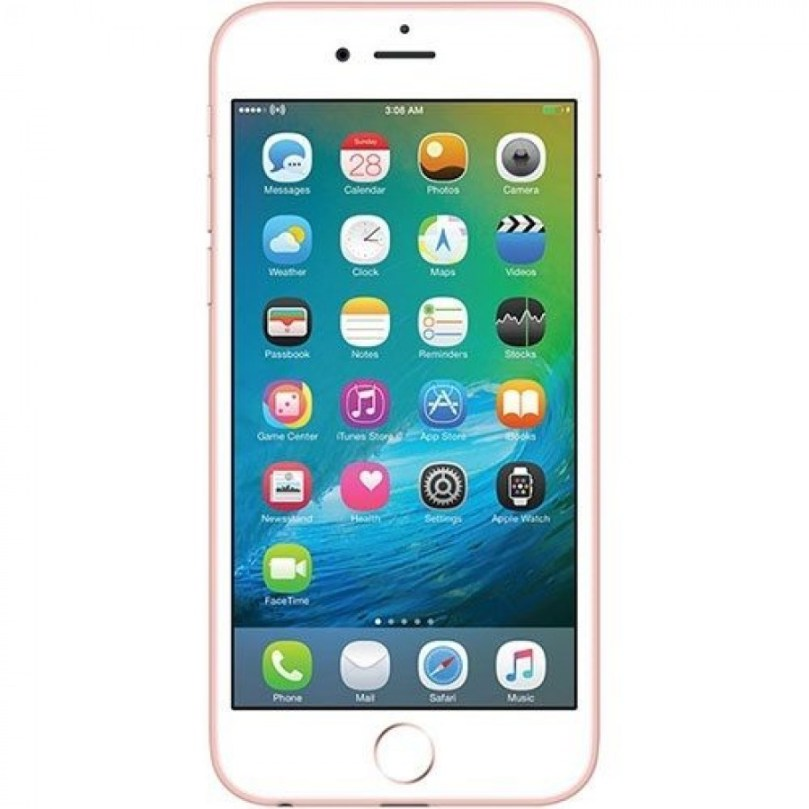 iPhone 6S - 128GB Fully Unlocked - Rose Gold (Renewed) 1