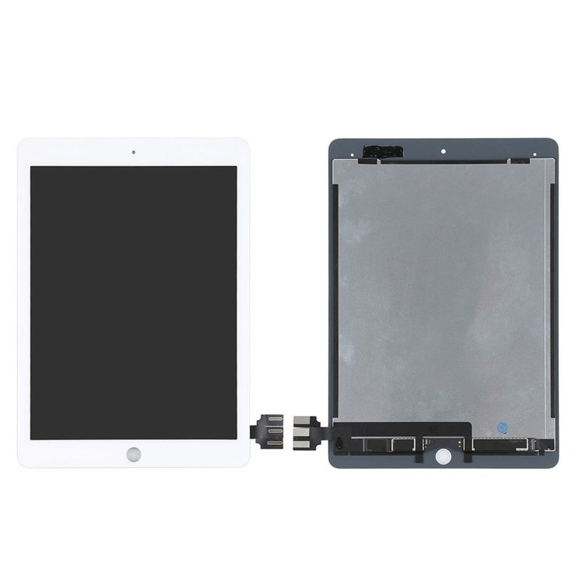 Display LCD Screen + Touch Screen Digitizer Assembly White For iPad Pro 9.7 1