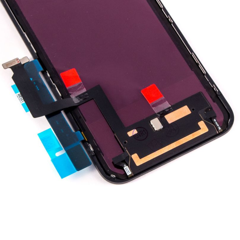 Liquid Display LCD with Force Touch Digitizer Screen Panel Frame for iPhone XR 4