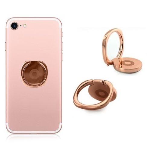 Universal Phone Holder Ring Kickstand ROSE GOLD 1