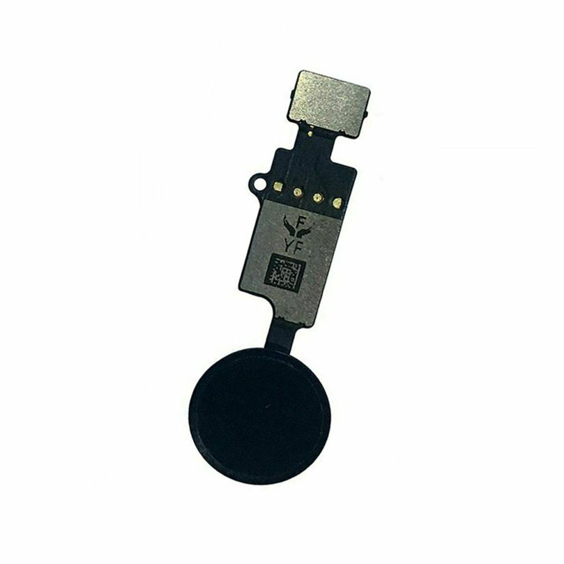 YF Black Home Button Solution Return Key for iPhone 7  7 Plus  8  8 Plus (No Bluetooth Required) 2