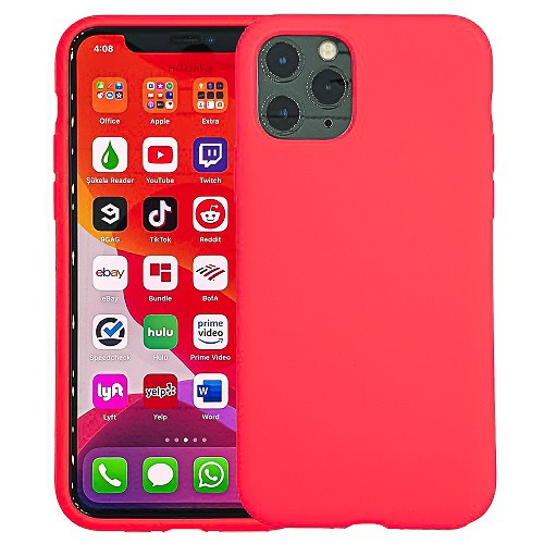 IPHONE-11-PRO-CASE-SILICONE-PINK-0
