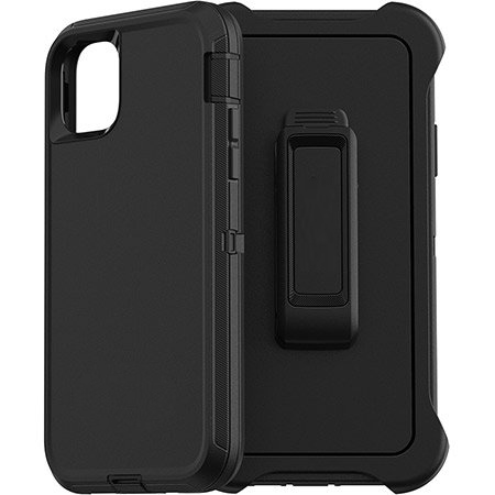 Defender Series Screenless Edition Case for iPhone 11 - Black 3