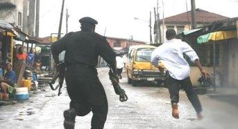 Trigger-Happy Police Corporal Kills Inspector