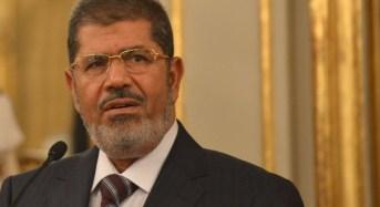 Bad Weather Delays President Morsi's Trial