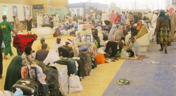 FG repatriates 80 Illegal Nigerian Immigrants From Saudi Arabia