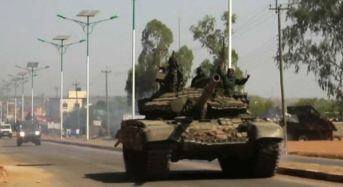 Gunfire, Explosions In South Sudan After Failed Coup Attempt