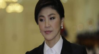Thai Prime Minister Dissolves Parliament, Calls For Fresh Election