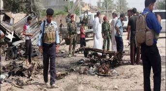Suicide Bomber Kills 23 In Iraq