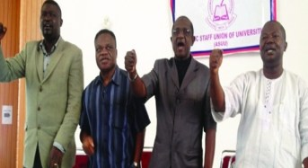ASUU Warns Of Looming Crisis Over Breech In New Agreement