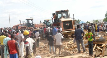 FCTA Demolishes Illegal Structures In Kubwa