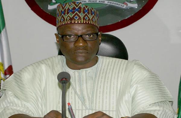 Gov of Kwara, Abdulfatah-Ahmed