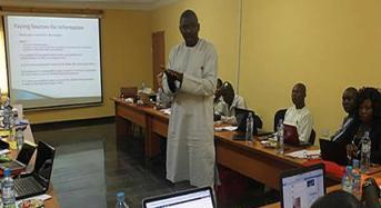 Nigerian, Sierra Leonean Journalists Learn Investigative Skills