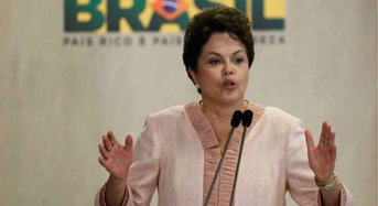 Brazilians Re-elect Dilma Rousseff President