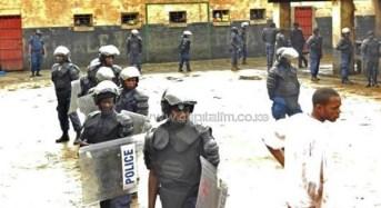 Mass Jail Break, As DR Congo Violence Worsens