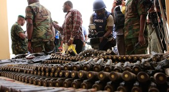 Nigeria Squanders $3 Million To Beg America For Used Arms
