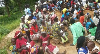 77, 000 Persons Displaced From Gwoza