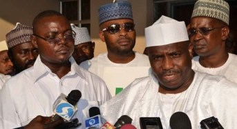 Tambuwal, El-Rufai, Amosun, Al-Makura Emerge APC Guber Candidates