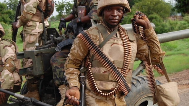 Regional force fights boko haram