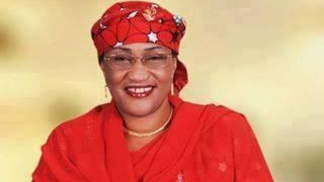 Senator Aisha Al-Hassan