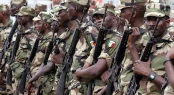 Senegal To Send 2100 Soldiers To Fight In Yemen